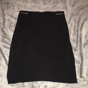 H&M Pencil Skirt - Size 4 Zippered Sides